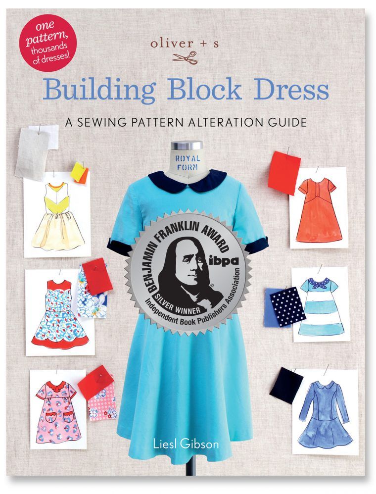 Building Block Dress with Award