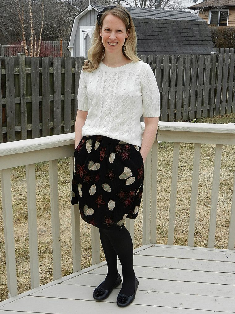 Liesl + Co. Everyday Skirt