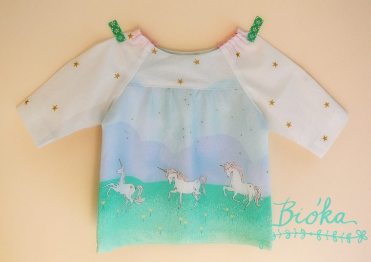 Oliver + S Class Picnic Blouse