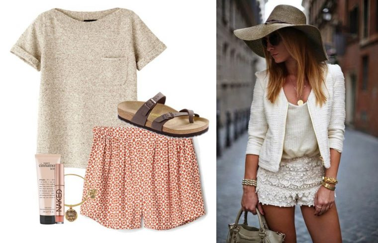 Liesl + Co SoHo Shorts inspiration