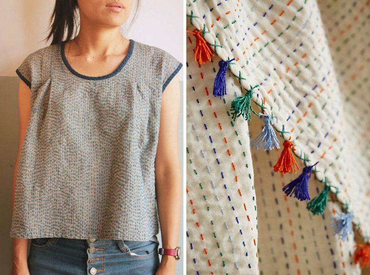 hand stitching inspiration