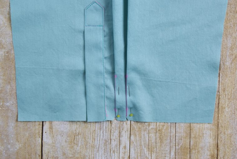 Liesl + Co. Classic Shirt sew-along
