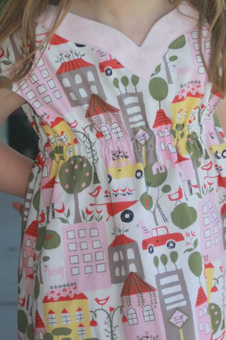 Oliver + S Roller Skate Dress