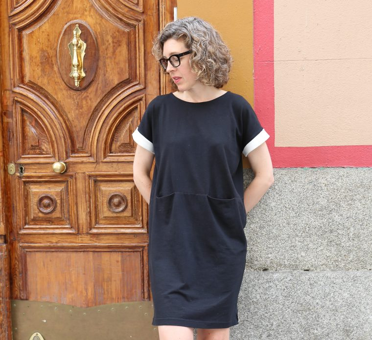 Liesl's Bento Tee dress