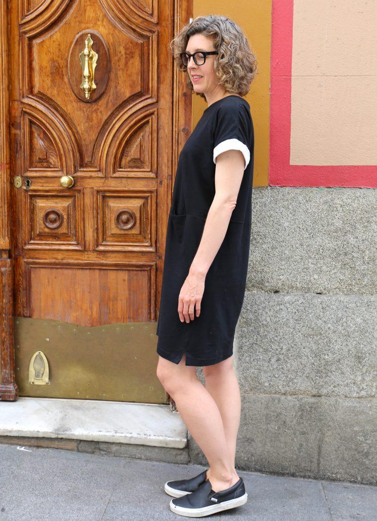 Liesl's Bento Tee dress