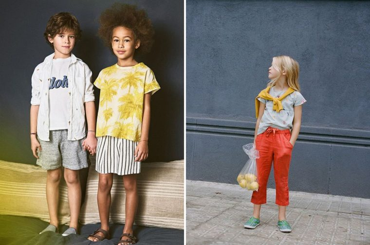 summer kids clothes