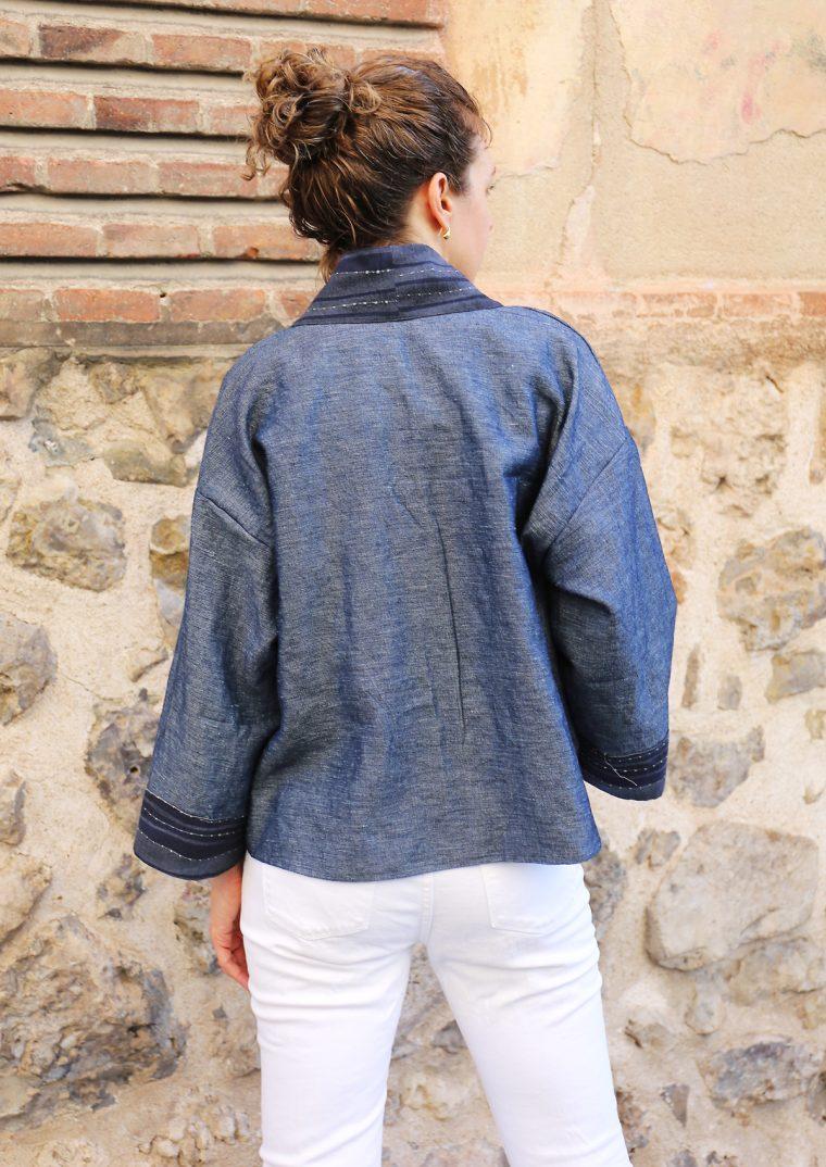 Lisette for Butterick B6464 kimono jacket