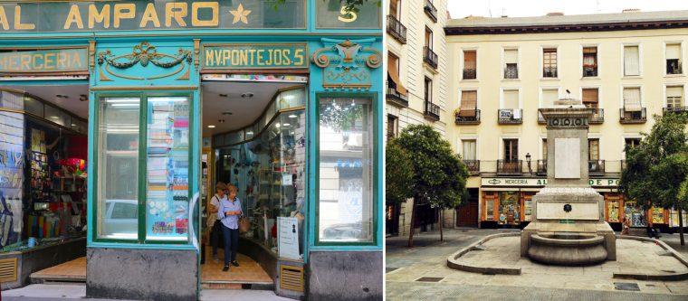 Fabric shopping in Madrid: Pontejos