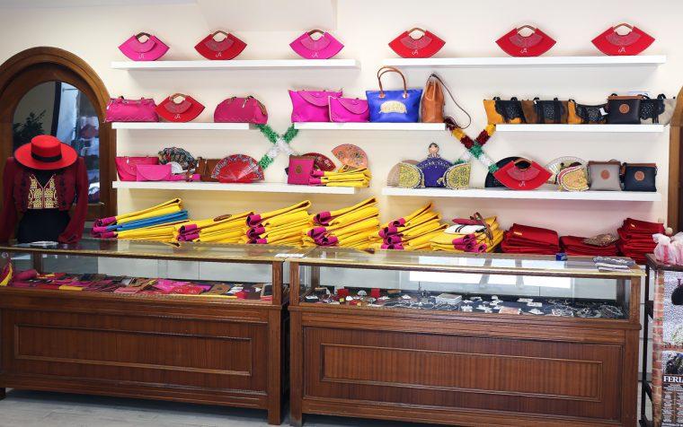 Fabric shopping in Madrid: Justo Algaba