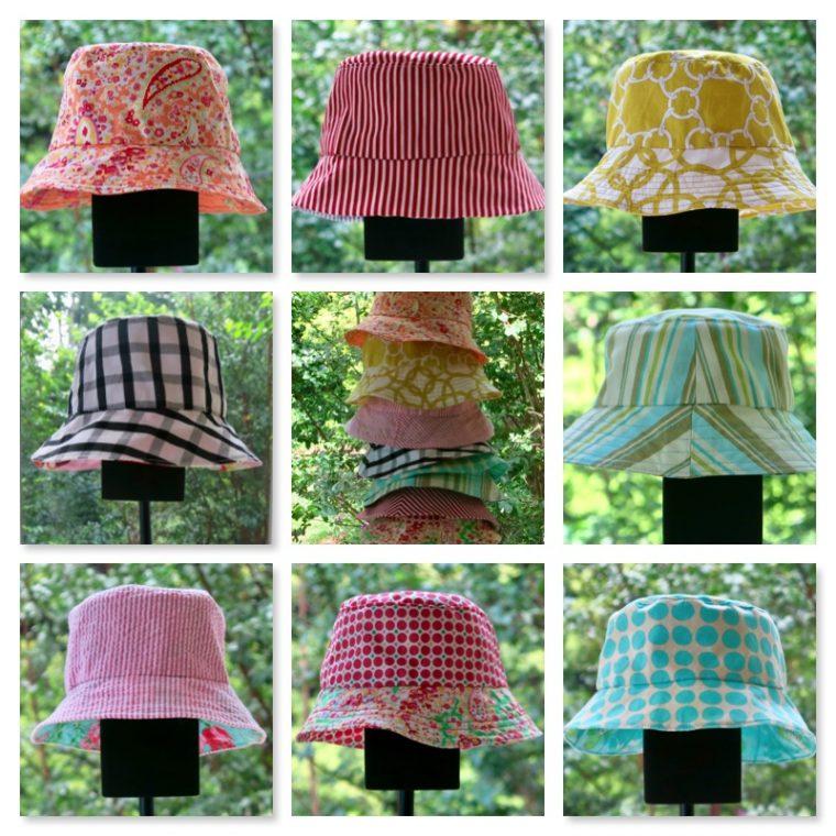 Oliver + S Reversible Bucket Hats
