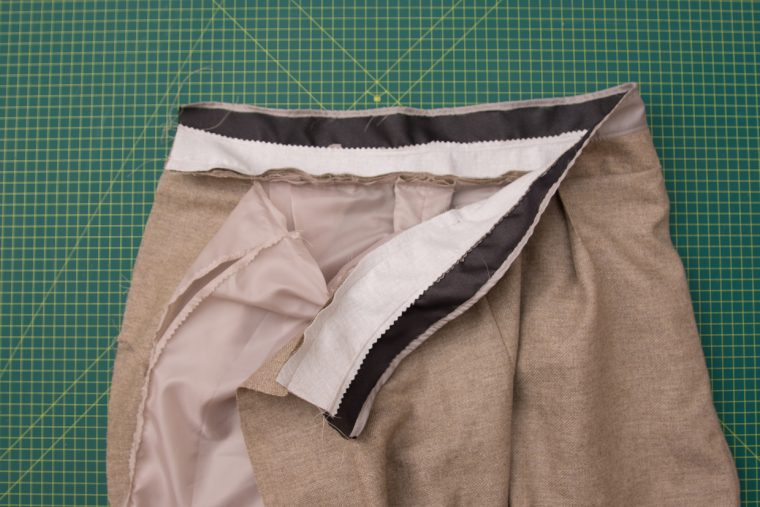 how to line shorts