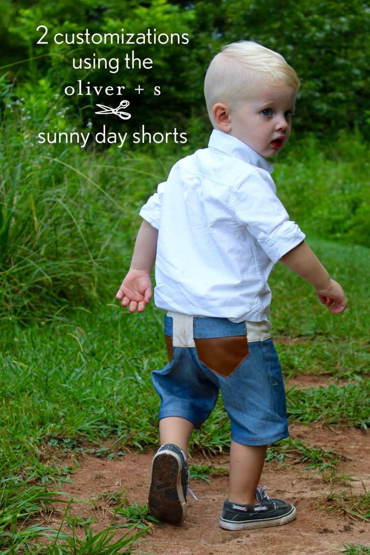 Oliver + S Sunny Day Shorts