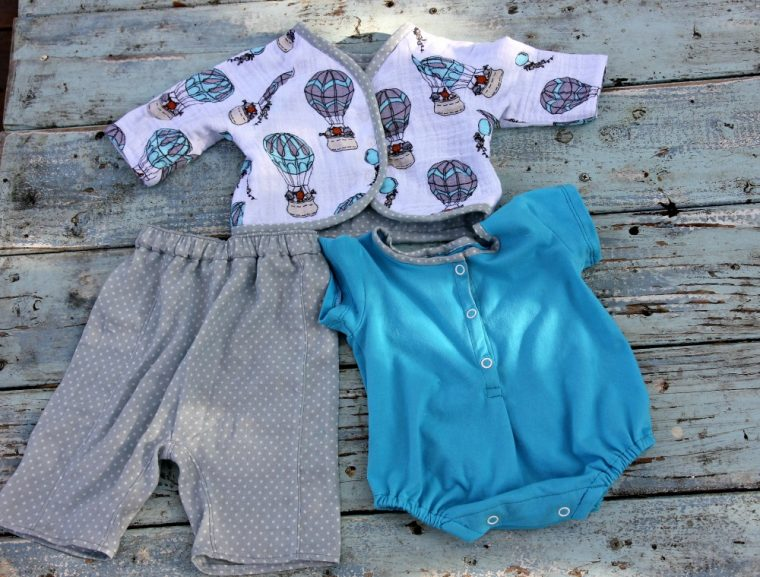 Oliver + S Lullaby Layette Set