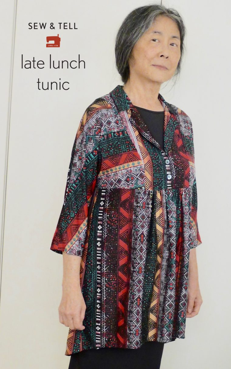 Liesl + Co. Late Lunch Tunic