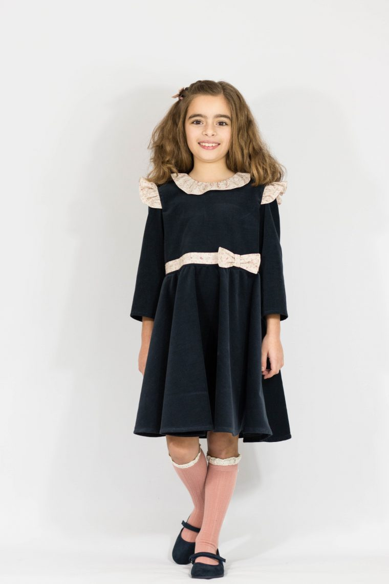 Oliver + S Building Block Dress