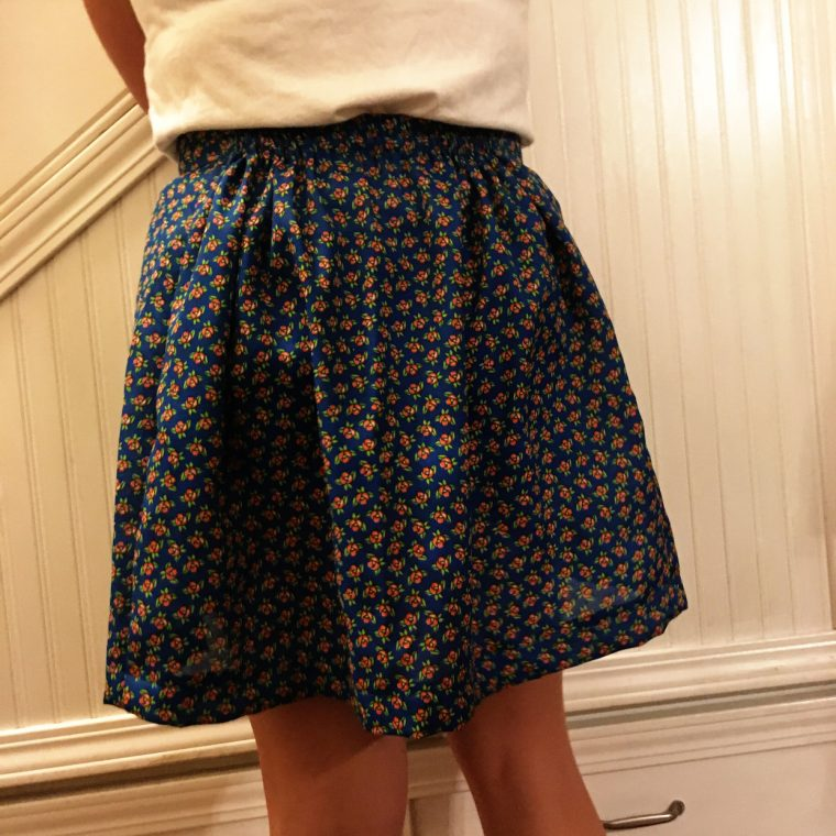 Liesl + Co. Everday Skirt