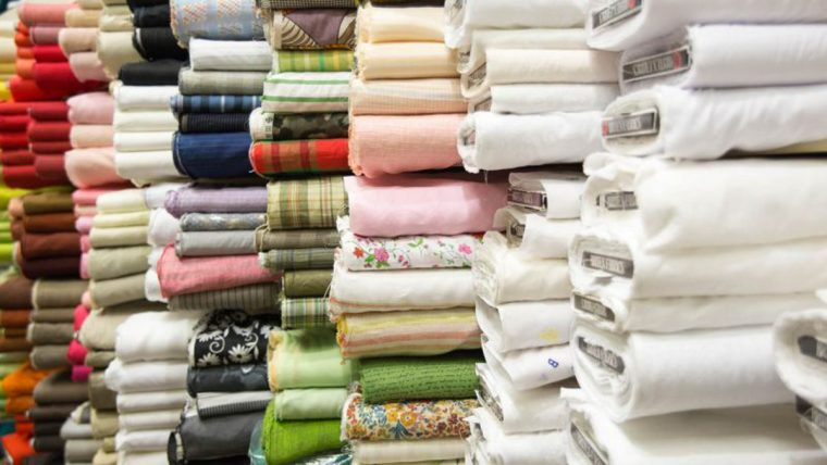 New York fabric shops