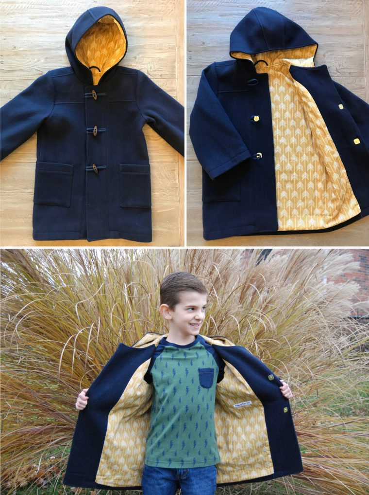 Oliver + S School Days Coat