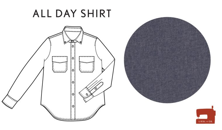 Liesl + Co. All Day Shirt