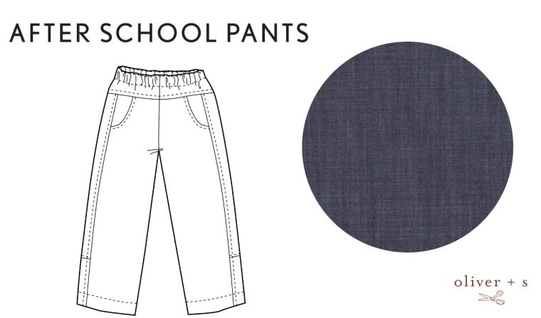 Oliver + S After School Pants