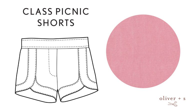 Oliver + S Classic Picnic Shorts