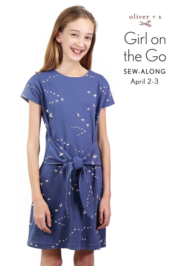 Girl on the Go Sew-Along