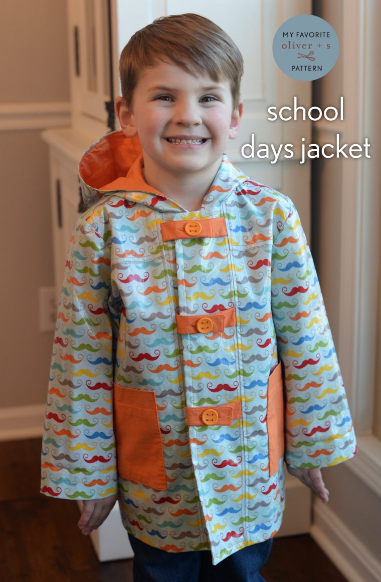 Oliver + S School Days Jacket