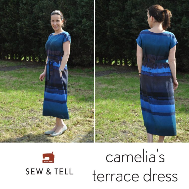 Liesl + Co. Terrace Dress