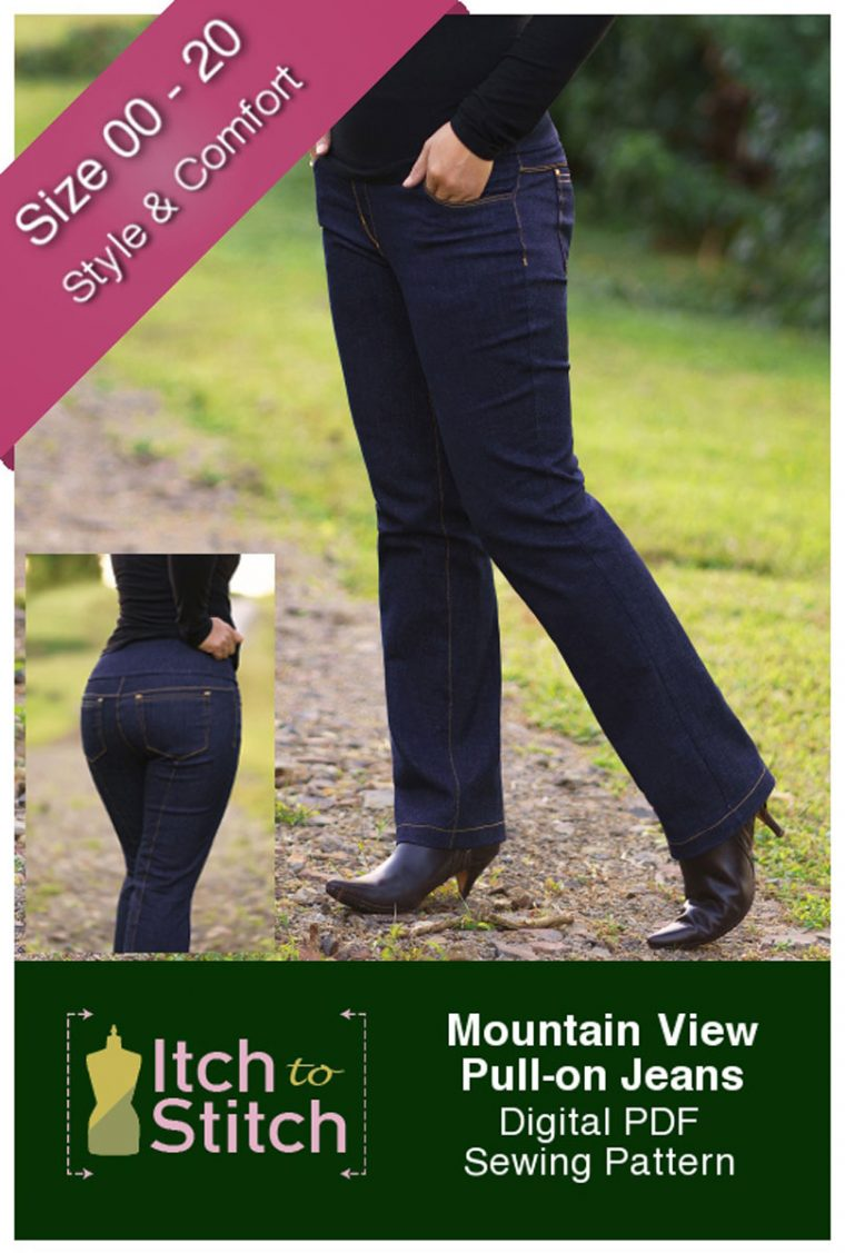 Mountain View Jeans