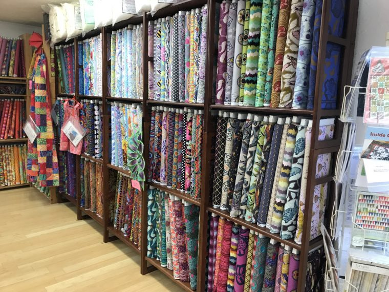 Atlanta fabric shopping