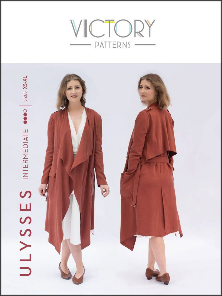 Ulysses Trench pattern