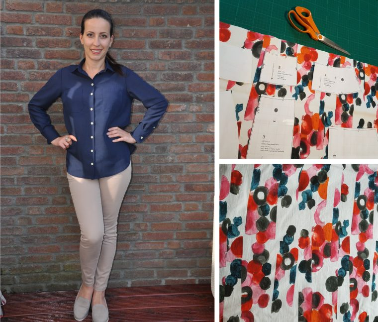 Liesl + Co. Extra-sharp Pencil Skirt sew-along