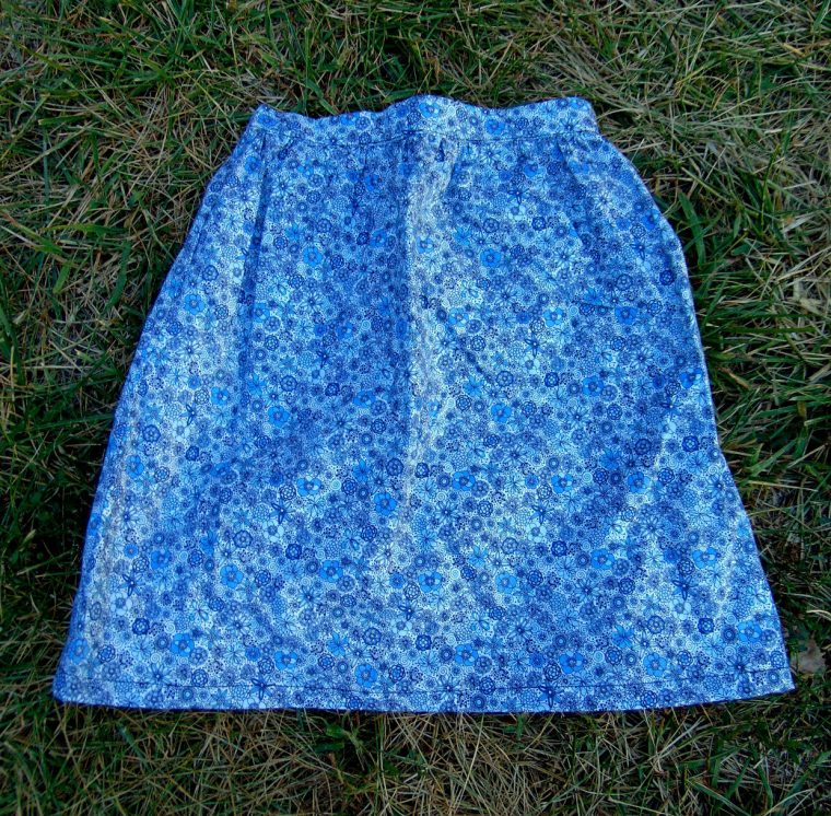 modified Oliver + S Hopscotch Skirt