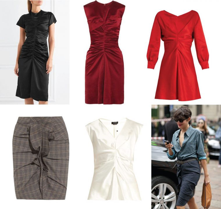 Lisette for Butterick B6598 styling ideas