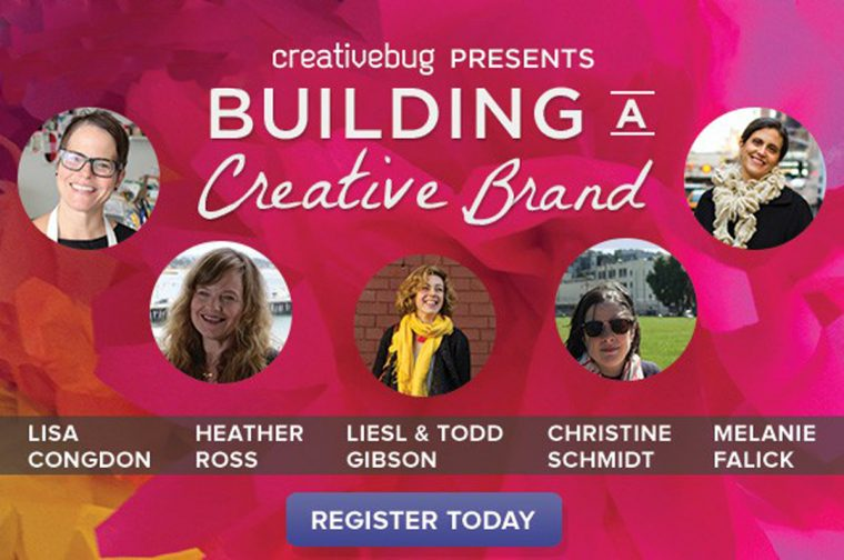 Building a Creative Brand