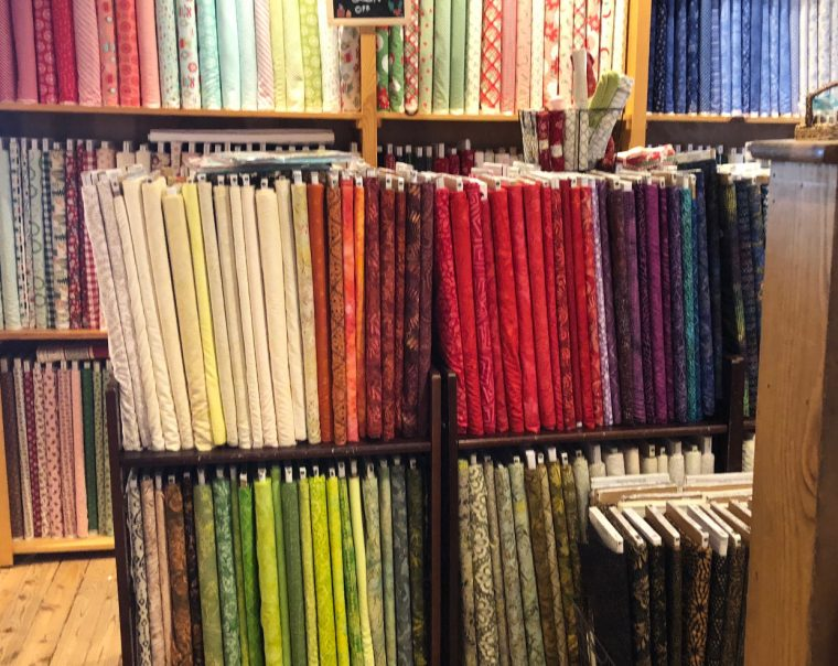Seattle fabric shopping