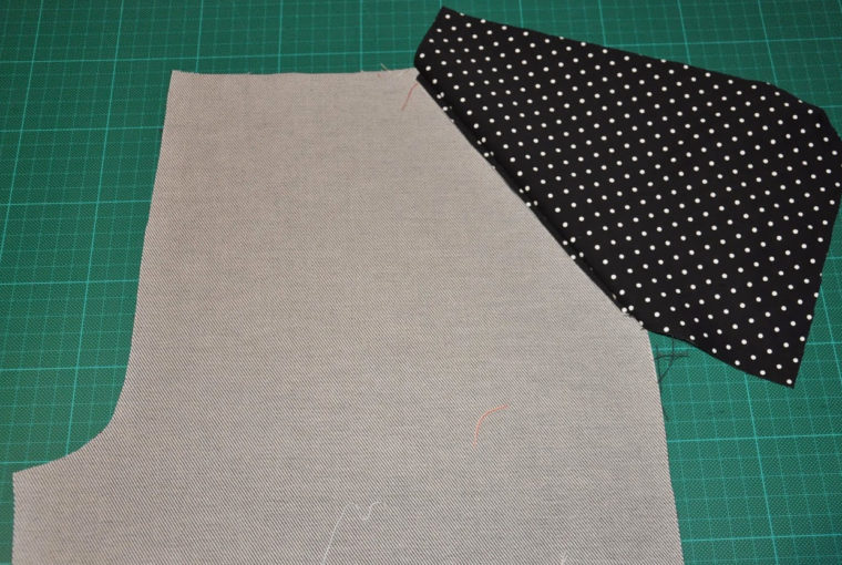 how to draft trouser pockets