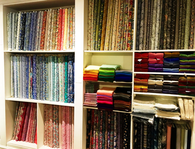 Toronto fabric shopping