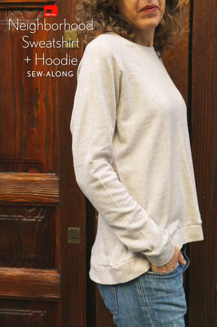 Liesl + Co. Neighborhood Sweatshirt
