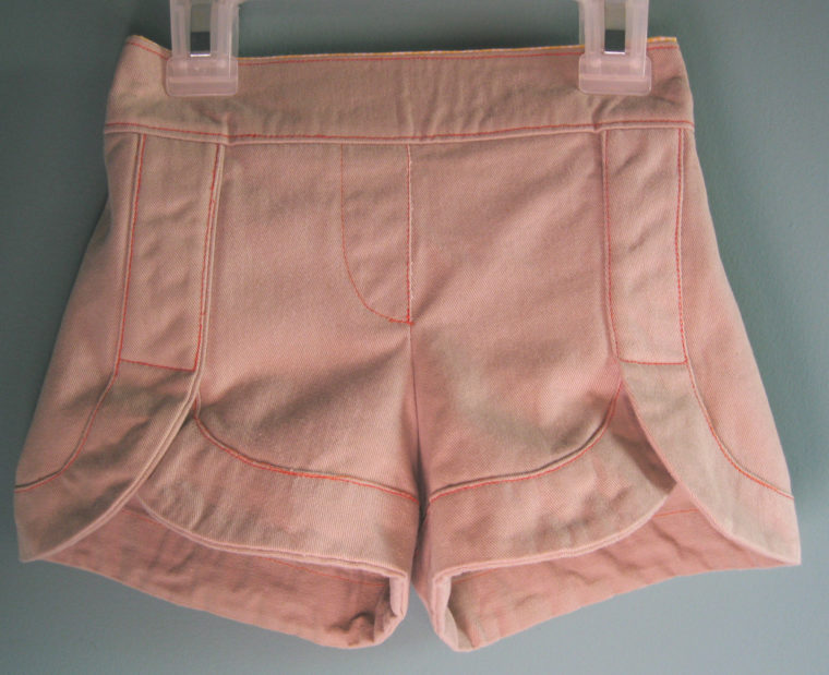 Oliver + S Class Picnic Shorts