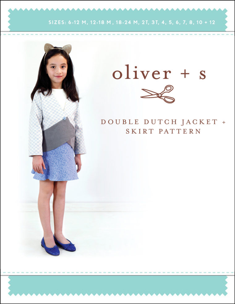 Double Dutch Jacket + Skirt Sewing Pattern