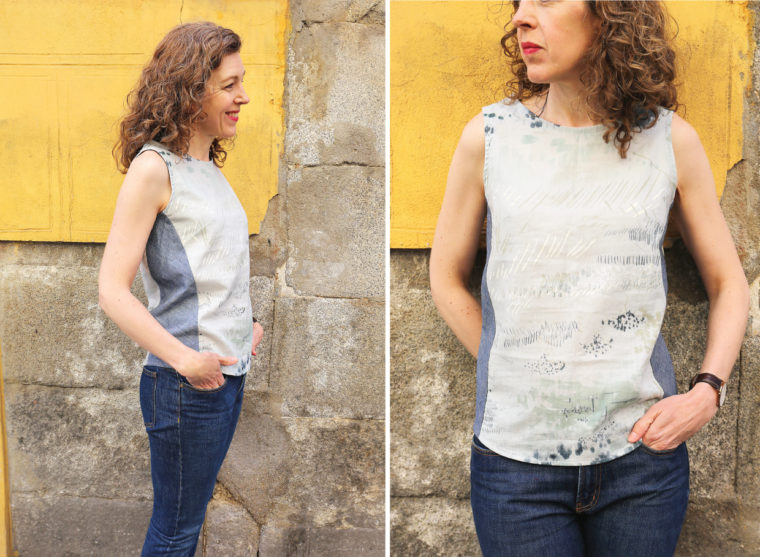 Liesl + Co. Breezy Blouse