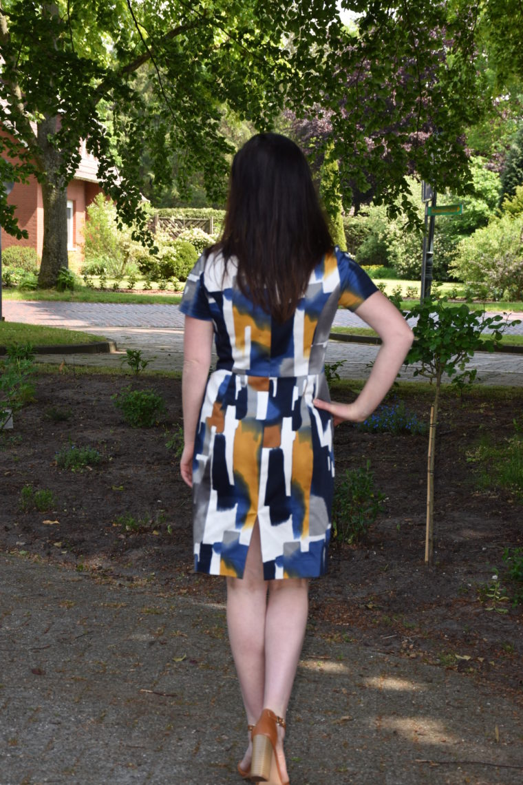 Liesl + Co. Rush Hour Dress