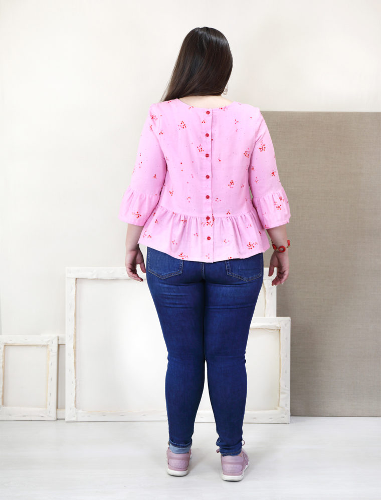 Gelato Blouse, sizes 16-30
