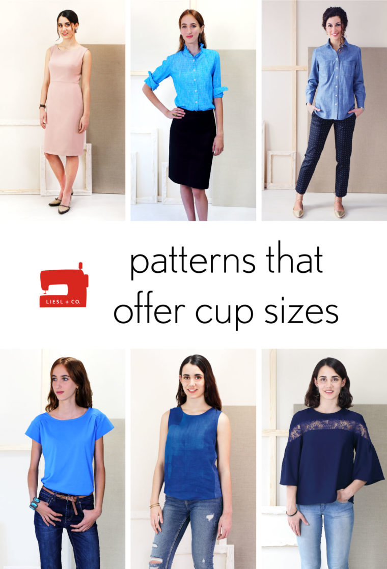 Liesl + Co. Cup Sizes