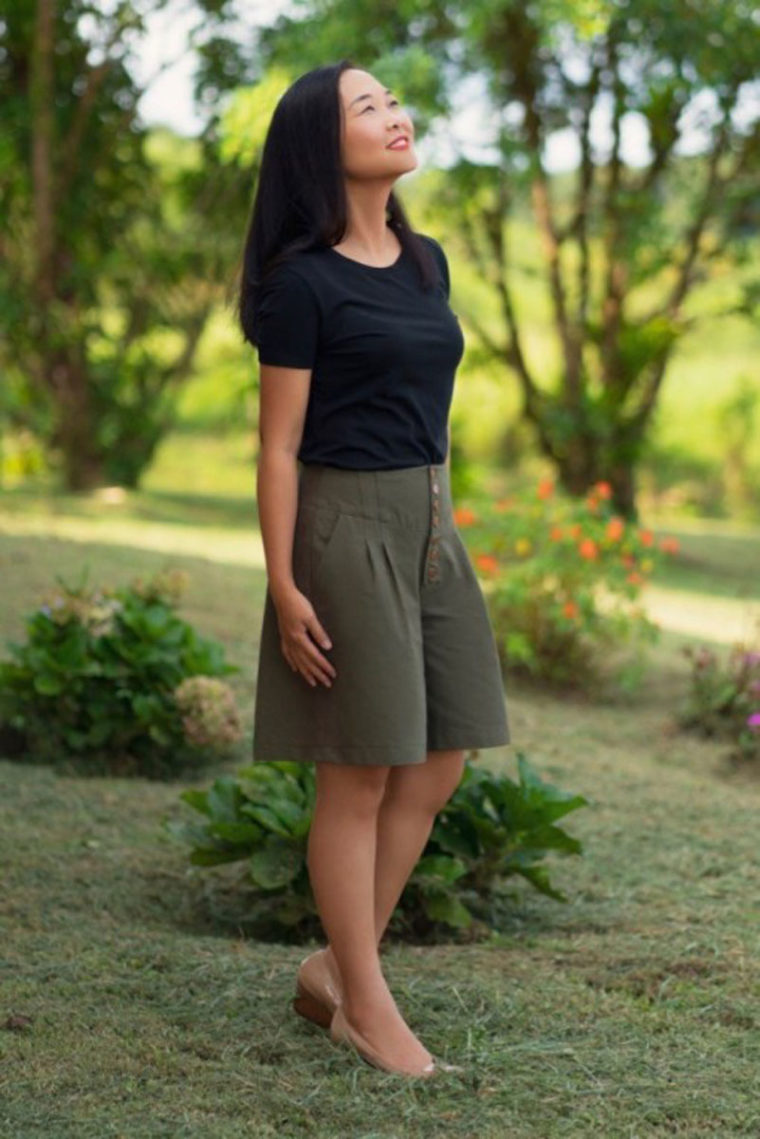 Gobi Culottes from Itch to Stitch