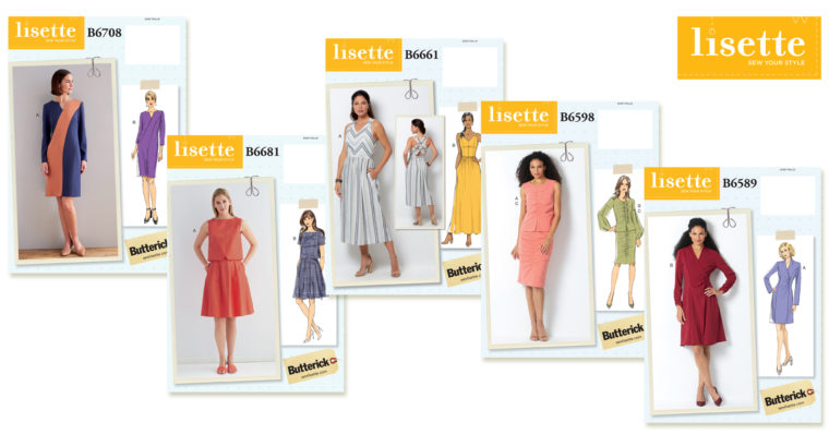 Lisette Pattern Sale