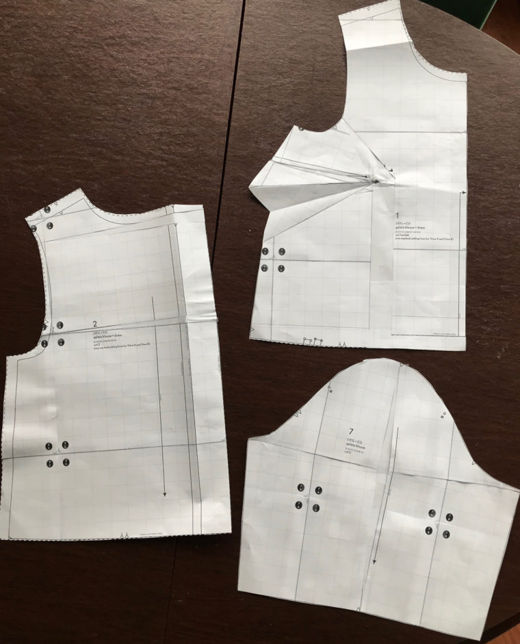 Learn how to get a perfect fit by customizing a pattern to your body.