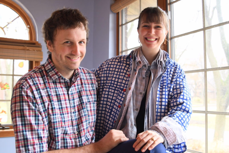 Sew a wardrobe of handmade shirts with the All Day Shirt pattern.