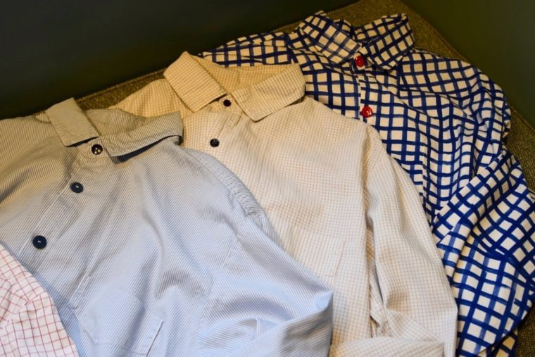 Sew a wardrobe of handmade shirts with our signature thorough instructions and great pattern drafting.